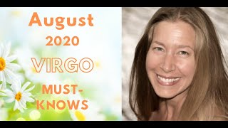 Virgo August 2020 Astrology (Must-Knows) ♍️🌟✨💫🌞