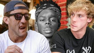 Casey Neistat Interviews Logan Paul but its Awkward