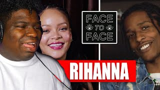 A$AP Rocky Answers 18 Questions From Rihanna | GQ - REACTION