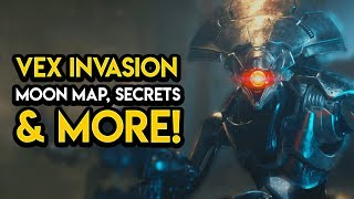 Destiny 2 - VEX INVASION IMMINENT! Moon Map, Artifacts, Sneak Peak, MORE!