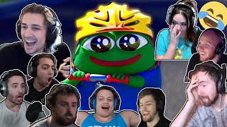 Streamers React To Peepo Animation: Spending time without your favorite streamer