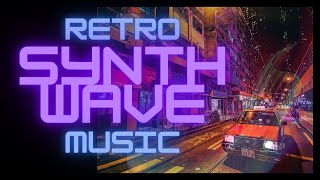 Retro, synthwave, nightdrive music compilation - vol1