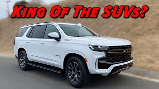 The Best Large SUV In America? 2021 Chevrolet Tahoe