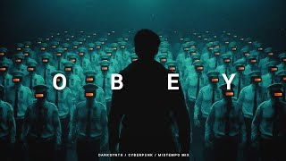 Cyberpunk / Darksynth / Midtempo Mix 'OBEY' | Dark Electro