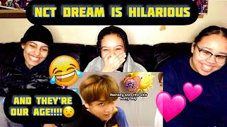 A Subpar Guide to NCT Dream😂 | REACTION! *actually really funny*