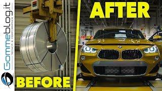 2018 BMW X2 - PRODUCTION