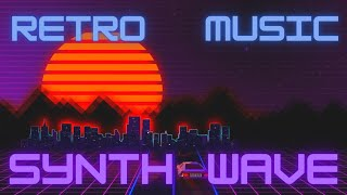 Retro, synthwave, nightdrive music compilation - vol4