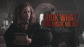 Hermione Granger | Look What You Made Me Do