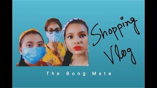 First Vlog Video | Pujor Shopping | The Bong Mate