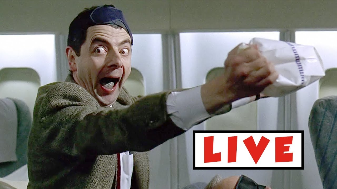 Mr Bean Stream