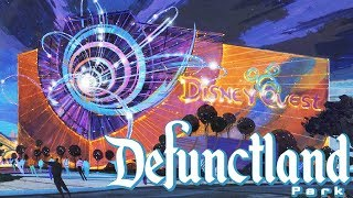 Defunctland: The Failure of Disney's Arcade Chain, DisneyQuest