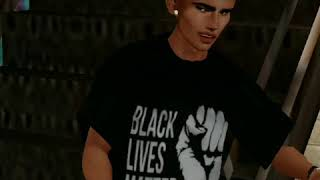 Rm ft wale -change  #blacklivesmatter imvu music video by bella & koodie