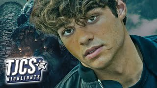 Noah Centineo Leaves He-Man Role