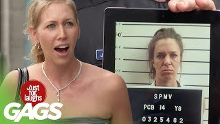 HILARIOUS Instant Accomplice | Best of Just For Laughs Gags