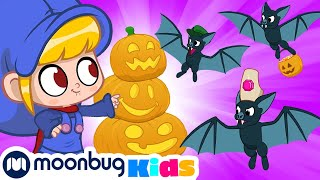 My Magic Pet Morphle - HALLOWEEN: The bats of Halloween! | Full Episodes | Funny Cartoons for Kids