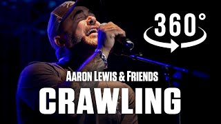 """Crawling"" (Linkin Park) by Aaron Lewis of Staind & Sully Erna of Godsmack & Friends - 360° VR"