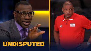 Skip & Shannon react to Doc Rivers being fired by Clippers after fall to Nuggets | NBA | UNDISPUTED