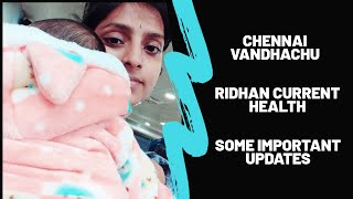 தமிழில் Update-Ridhan Health | Stopped Breastfeeding | Started Cow's Milk?
