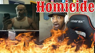 Logic - Homicide ft. Eminem (Official Video) (Reaction)
