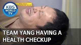 Team Yang having a health checkup [Boss in the Mirror/ENG/2020.03.15]