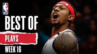 NBA's Best Plays | Week 16 | 2019-20 NBA Season