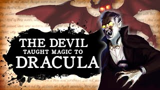 The Devil's School: Where Dracula Learned Magic — Romanian Mythology in Brahm Stoker's Dracula