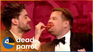 Best of Jack Whitehall & James Corden | Big Fat Quiz | Dead Parrot