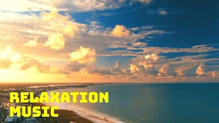 Music for Relaxation іn the sky - Restful music for stress relief, meditation, sleep.