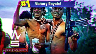 "YNW Melly  ""Melly The Menace"" (FORTNITE BATTLE ROYALE Highlights)"