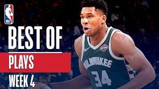 NBA's Best Plays | Week 4