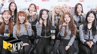 LOONA on Their Global Fans & Becoming K-Pop's Ultimate Girl Group | MTV News