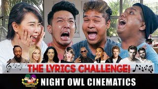 Can You Tell The Song From Only Lyrics Challenge?!