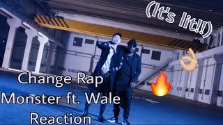 Change Rap Monster ft. Wale Reaction