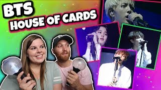 BTS - 'House of Cards' [Color Coded Lyrics ] AND LIVE Performance (Jimin ,Jin ,Jungkook ,V) Reaction