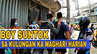 BOY SUNTOK!! MANANAPAK NG MTPB! KALABOSO NA!! MTPB OPERATION | MANILA UPDATE