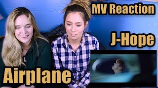 "J-Hope's ""Airplane"" MV Reaction! (Korean subs Available)"