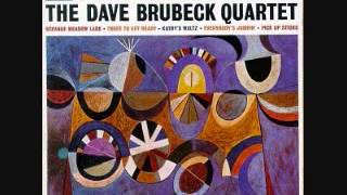 Brubeck Quartet Time Out Album