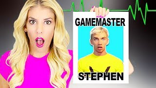 We Reveal the GAME MASTER! (Lie Detector Test and Hidden Secret Evidence)