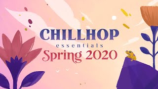 🌼Chillhop Essentials - Spring 2020・chill hiphop beats to relax to