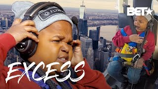 Pio's $1.5 Million Helicopter Ride Over NYC w/ FlyNYON | Excess w/ Pio