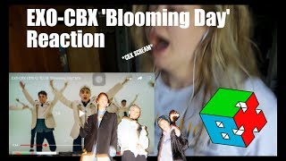 EXO CBX 'Blooming Day' Reaction
