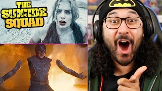 THE SUICIDE SQUAD TRAILER #2 REACTION!! (Rebellion | Breakdown | Theories | The Detachable Kid)