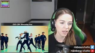 EXO[CBX] - Blooming Day MV Reaction