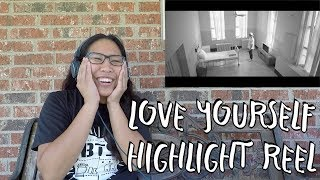 REACTION | Love Yourself Highlight Reel '起承轉結' (BTS)