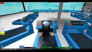 Sterotypes: THE GYM ON ROBLOX