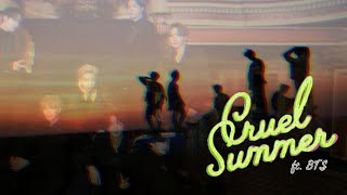 Cruel Summer ft BTS || Fmv