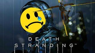 Why Is Death Stranding SO BAD?!