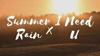 Gfriend's Summer Rain (BTS's I NEED U as bg music)