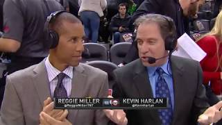 """With No Regard For Human Life"" Kevin Harlan I NBA XL"