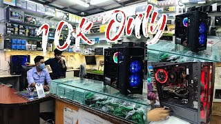 Cheap Gaming PC Starting At 10k | Indore Computer Market..!!!